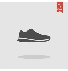 Shoe icon eps 10 vector