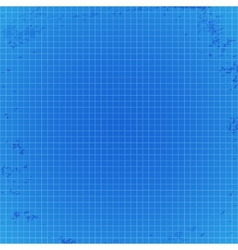 Blueprint background with spots vector image vector image