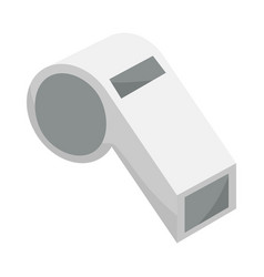 Whistle icon image vector