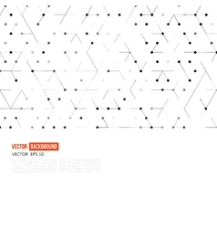 backgrond lines vector image