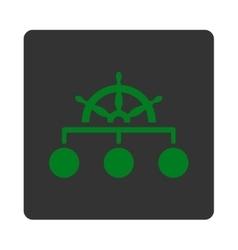 Rule icon vector