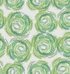 Seamless background from a circle Abstract vector image