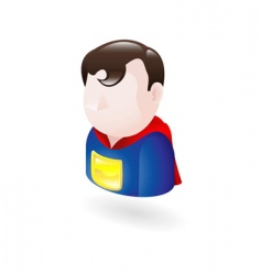 hero illustration vector image