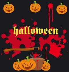 Halloween 10 resize vector image