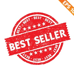 Stamp sticker best seller collection - - ep vector