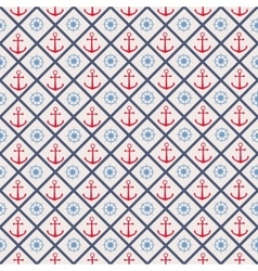 Seamless pattern with cross lines steering wheel vector