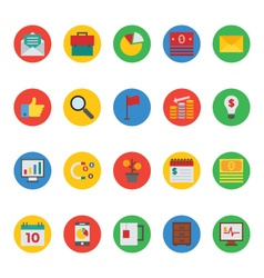 Business and finance icons 3 vector