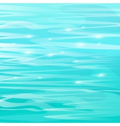 Abstract sea background vector