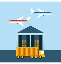 Export and import design vector