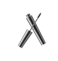 mascara brush cosmetics makeup realistic 3d vector image vector image