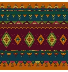 South America pattern vector image vector image