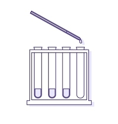 Immunological tests vector