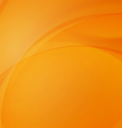 Abstract orange background for design vector