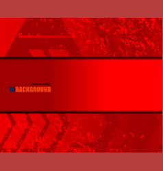 background red texture space vector image