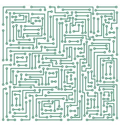 Circuit board vector
