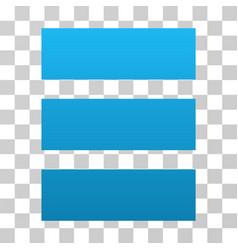 Database gradient icon vector