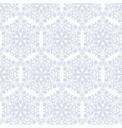 Lace ornament pattern vector