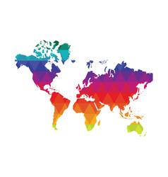 World geometric vector