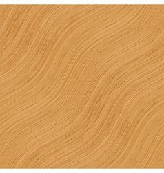 wavy wooden texture vector image vector image