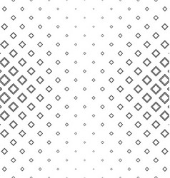 Abstract black square pattern design vector