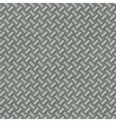 Metal plate vector image