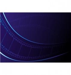 movie wallpaper vector image vector image