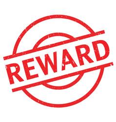 Reward rubber stamp vector