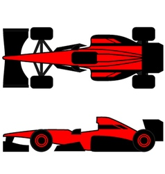 Champion car vector