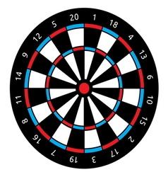 Target zelena3 vector
