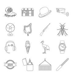 Manicure cooking medicine and other web icon in vector