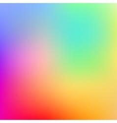 Light rainbow mesh background vector