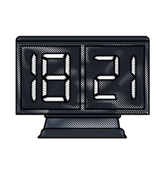 Score board design vector