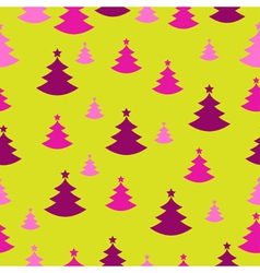 Seamless Christmas decoration present paper vector image vector image