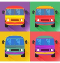 Bus2 vector image
