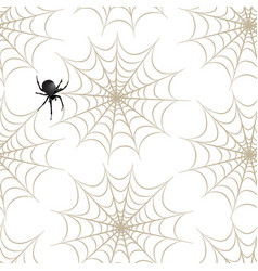 Halloween seamless pattern holiday background vector