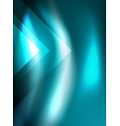 shiny silk wave abstract background vector image