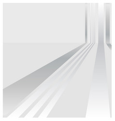 background white with lines vector image vector image