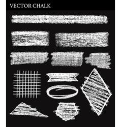 Chalk tone value vector