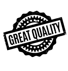 Great quality rubber stamp vector