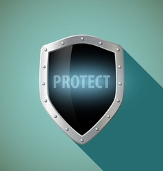 Protect stock vector