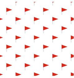 Destination flag pattern seamless vector