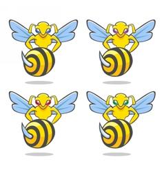 Hornets vector