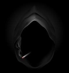 Smoking kills skull death 04 vector
