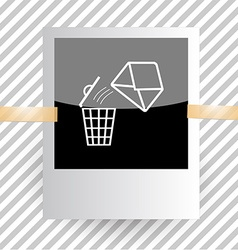 Mail with bin vector