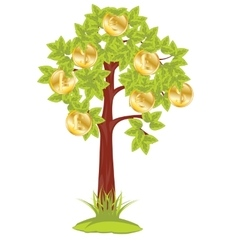 Tree with coin vector