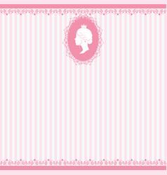 vintage background design vector image