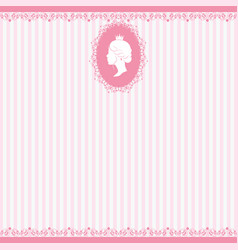 vintage background design vector image