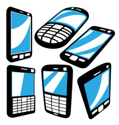 Cell phoneset vector