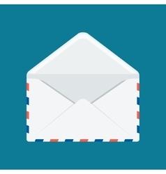 White envelope image vector