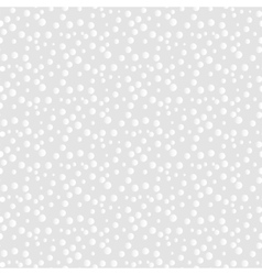 Abstract white bubbles seamless background pattern vector